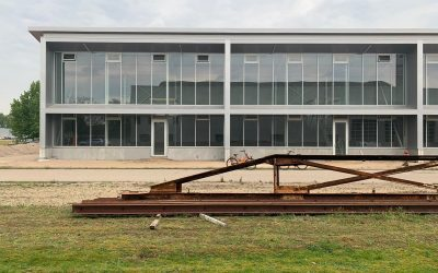 Oplevering 2e deel bedrijfshal Hoevers Arnhem